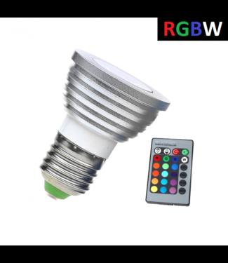 LED Spot RGBW- 5 Watt - E27