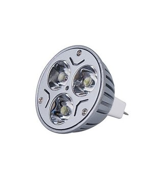 LED Spot Warm Wit - 3 Watt - MR16