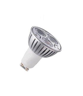 LED Spot Puur  Wit - 3 Watt - GU10