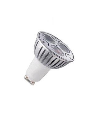 LED Spot Koel Wit - 3 Watt - GU10