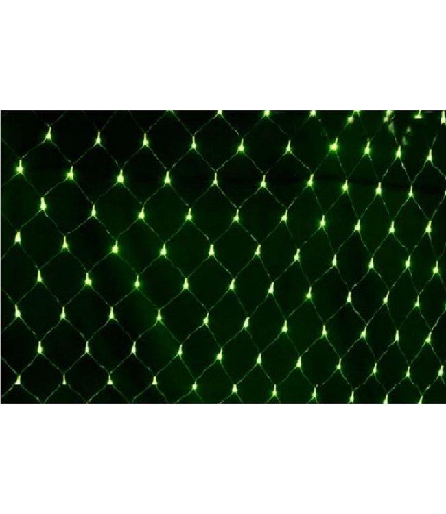 Kerstnet - 1.5 x 1.5 meter - Groen