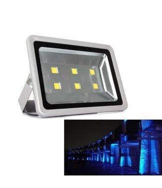 LED Bouwlamp Blauw - 300 Watt