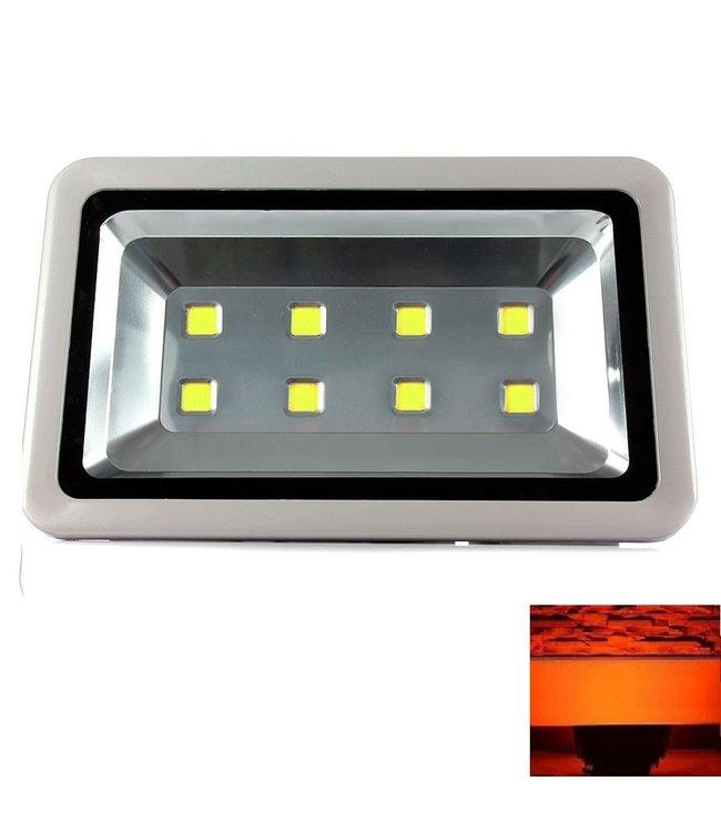 LED Bouwlamp Rood - 400 Watt
