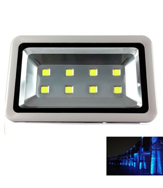 LED Bouwlamp Blauw - 400 Watt
