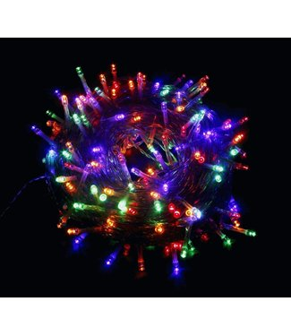 Kerstboomverlichting - 30 Meter - RGB