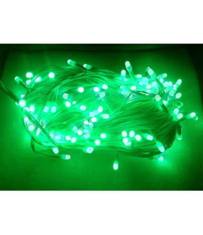 Kerstboomverlichting - 100 Meter - Groen