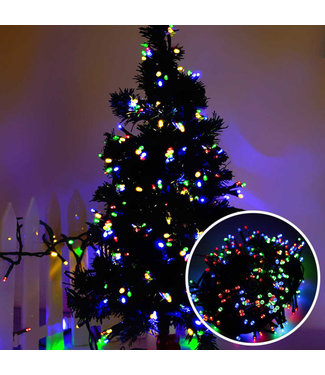 Kerstboomverlichting - 10 Meter - RGB