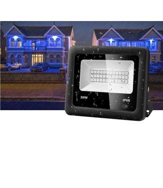 LED Bouwlamp RGB - 30 Watt - Ultra Dun