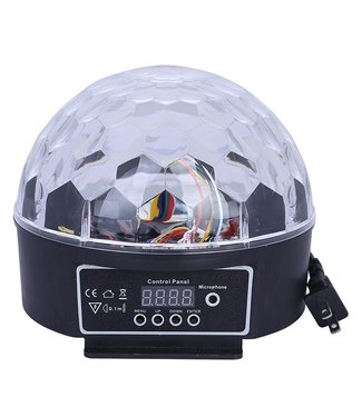 LED Discolamp Magic Jelly - DJ Ball - 18 Watt