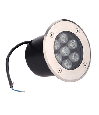 LED Grondspot  Puur Wit - 7 Watt - Inbouw - 230 Volt
