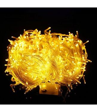 Kerstboomverlichting - 50 Meter - Geel