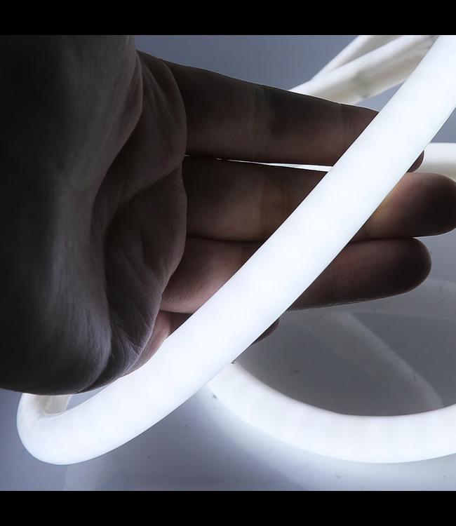 Neon LED Strip - Koel Wit - 2 Meter - Waterdicht