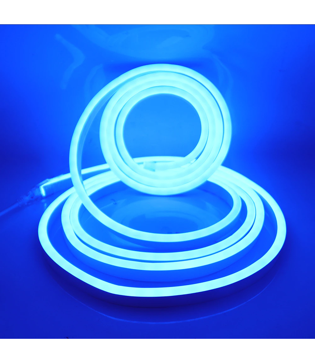 Neon LED Strip - Blauw - 2 Meter - Waterdicht