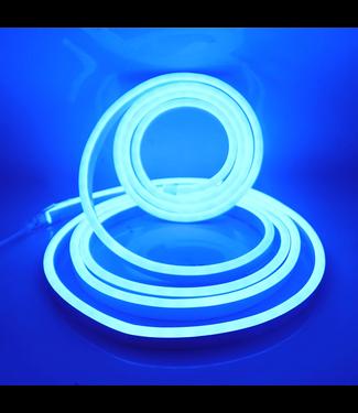 Neon LED Strip - Blauw - 5 Meter - Waterdicht