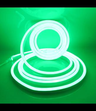 Neon LED Strip - Groen - 10 Meter - Waterdicht