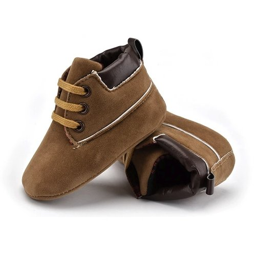 This Cuteness Baby Boots Timber Brown