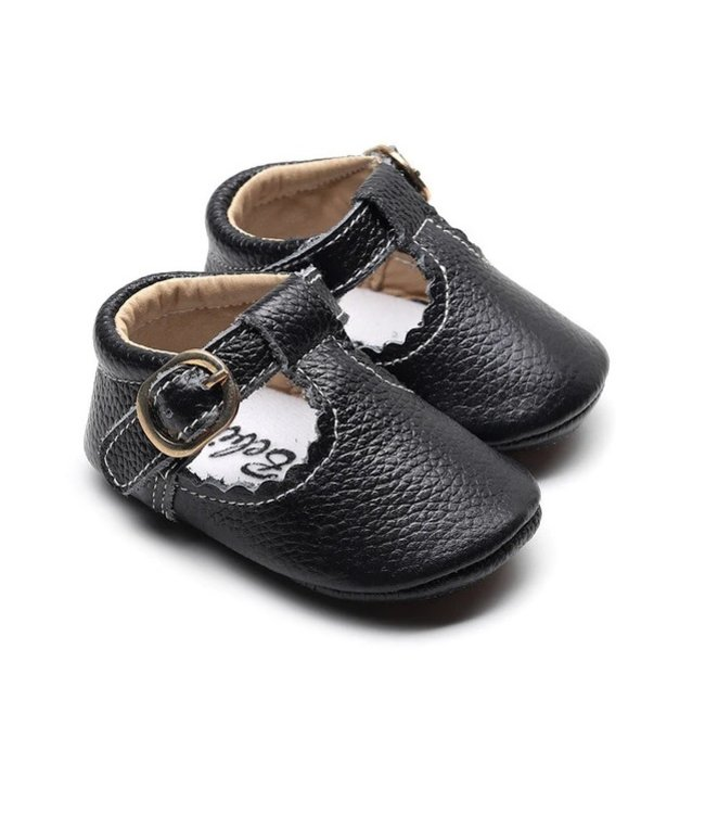 This Cuteness Baby T-Bars Deluxe Black
