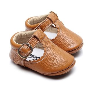 This Cuteness Baby T-Bars Deluxe Cognac