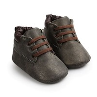 Baby Boots Timber Dark Grey