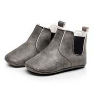 Baby Chelsea Boots Grey