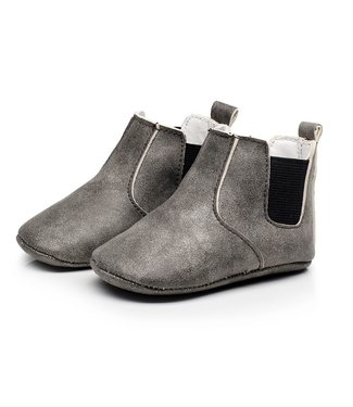 This Cuteness Baby Chelsea Boots Grey