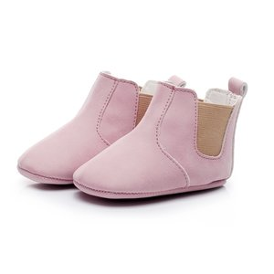 This Cuteness Baby Chelsea Boots Pink