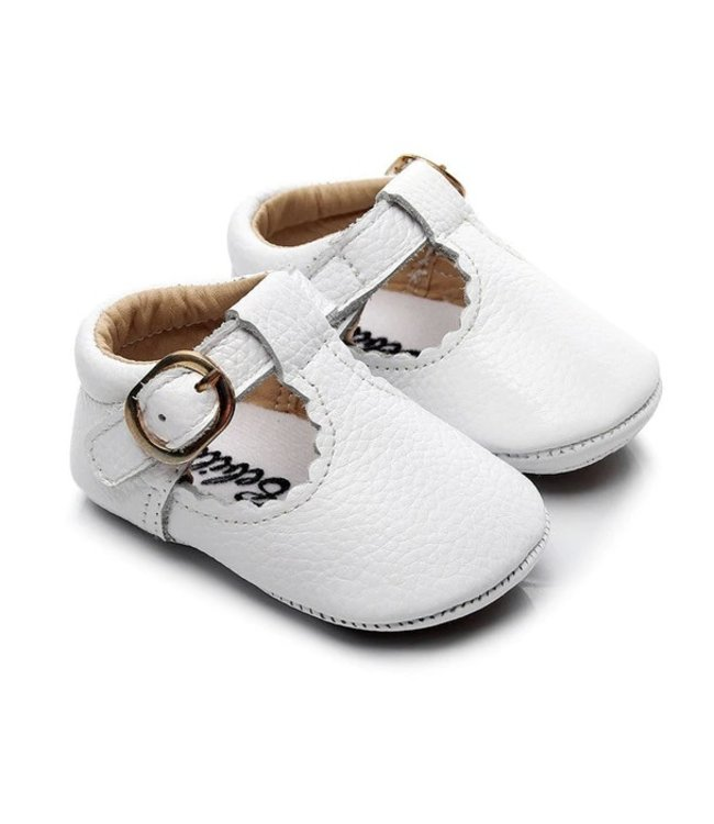 This Cuteness Baby T-Bars Deluxe White