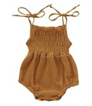 This Cuteness Body Summer Straps Ocher