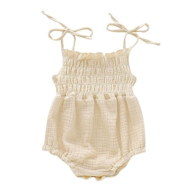 This Cuteness Body Summer Straps Beige