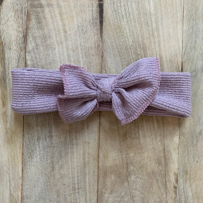 Haarband Old Pink Cotton
