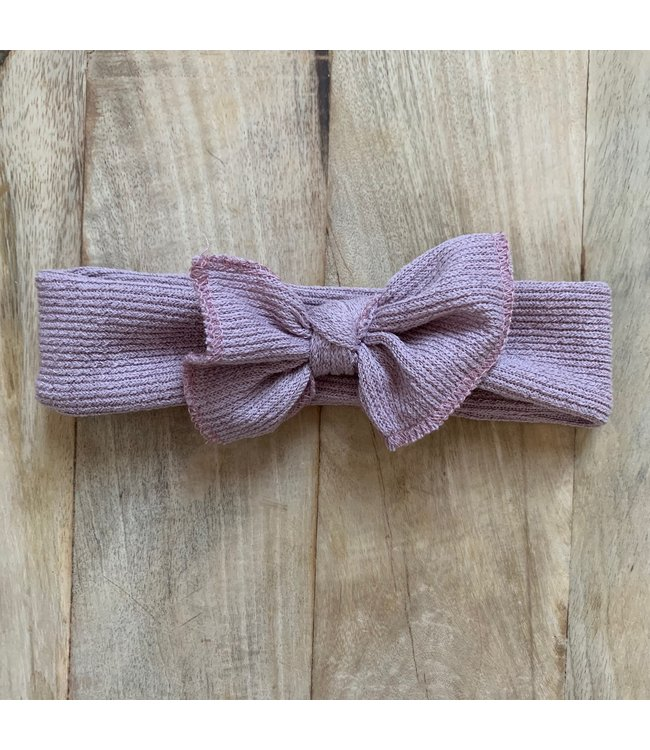 This Cuteness Haarband Old Pink Cotton