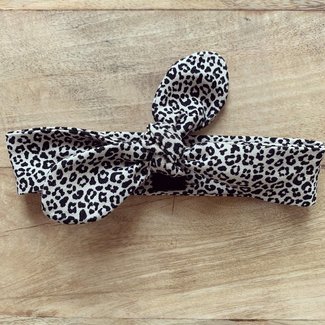 This Cuteness Baby Haarband Leopard