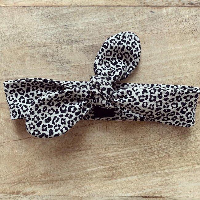 Baby Haarband Leopard