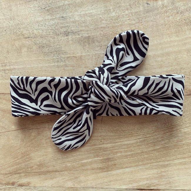 Baby Haarband Zebra
