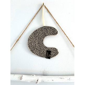 This Cuteness Knuffeldoekje Moonie Leopard