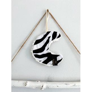 This Cuteness Knuffeldoekje Moonie Zebra
