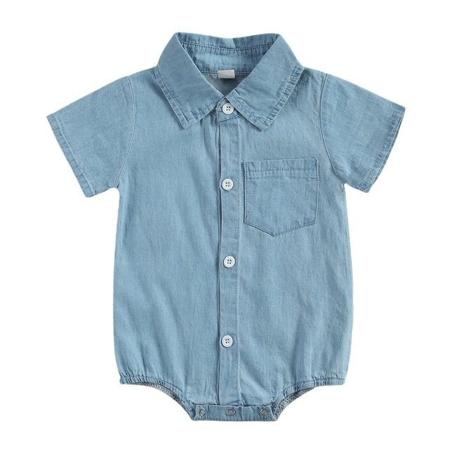 Body Denim Shirt