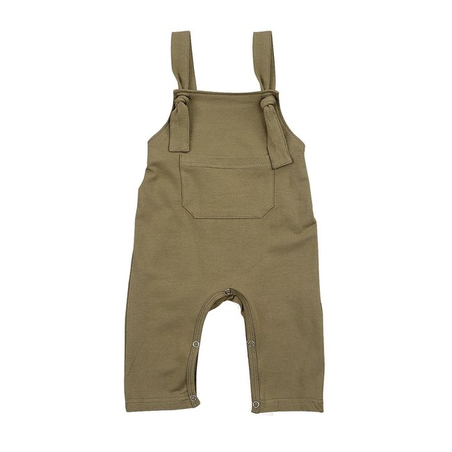 Jumpsuit Old Green Knots