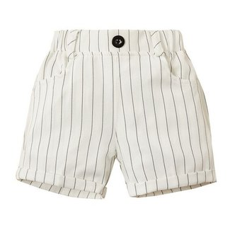This Cuteness Shorts Offwhite Stripes