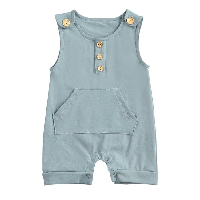 Jumpsuit Mick Light Blue