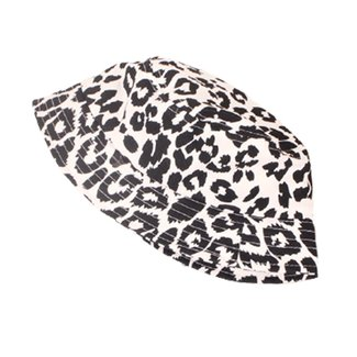 This Cuteness Zomer Hoed White Leopard