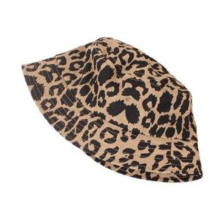 This Cuteness Zomer Hoed Beige Leopard