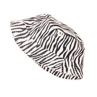 This Cuteness Zomer Hoed White Zebra