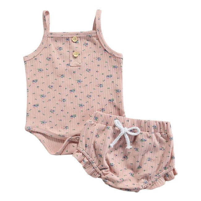 Setje Lucy Old Pink