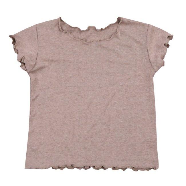 T-Shirt Boyi Light Brown