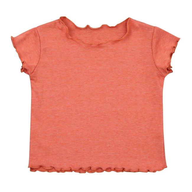 T-Shirt Boyi Orange