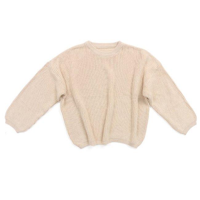Oversized Sweater Bo Beige
