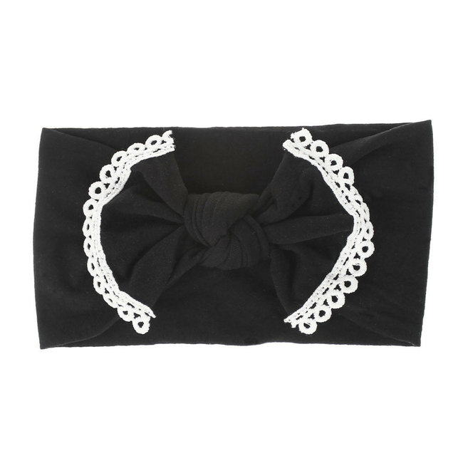 Haarband Black Lace