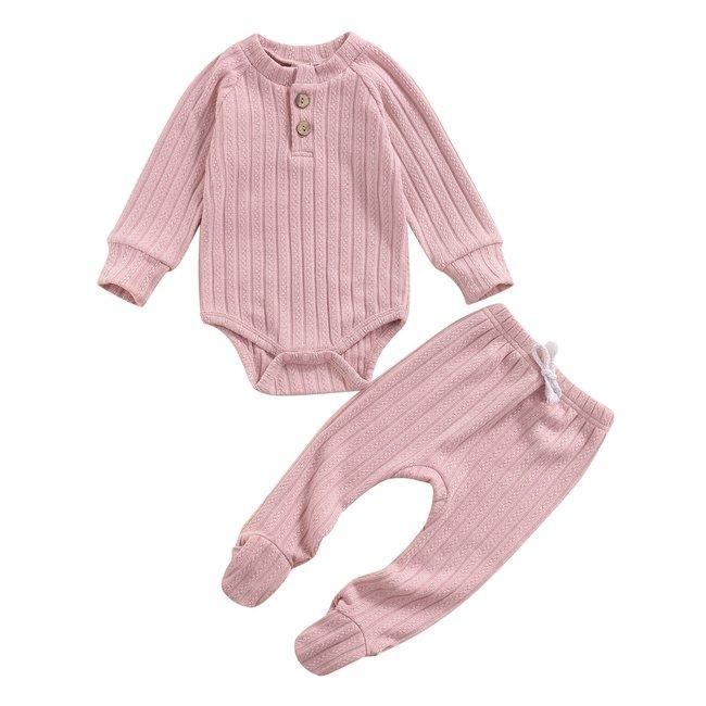 Setje Lowen Pink