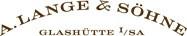A. Lange & Söhne   Schaap en Citroen Pre-owned